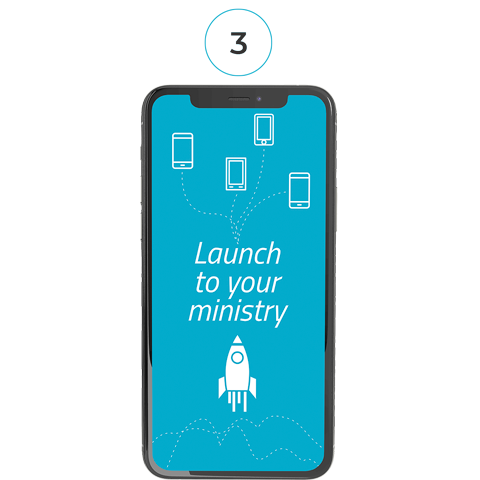 Launch to your ministry